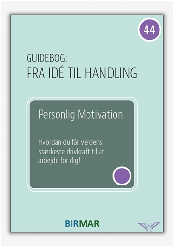 44: Personlig motivation